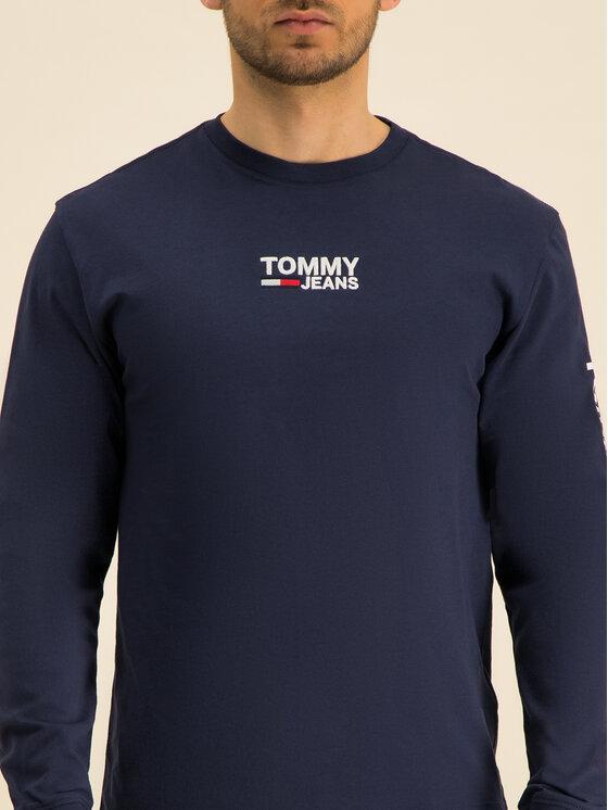Tommy Jeans Tommy Jeans Longsleeve Tjm Corp DM0DM07431 Σκούρο μπλε Regular Fit