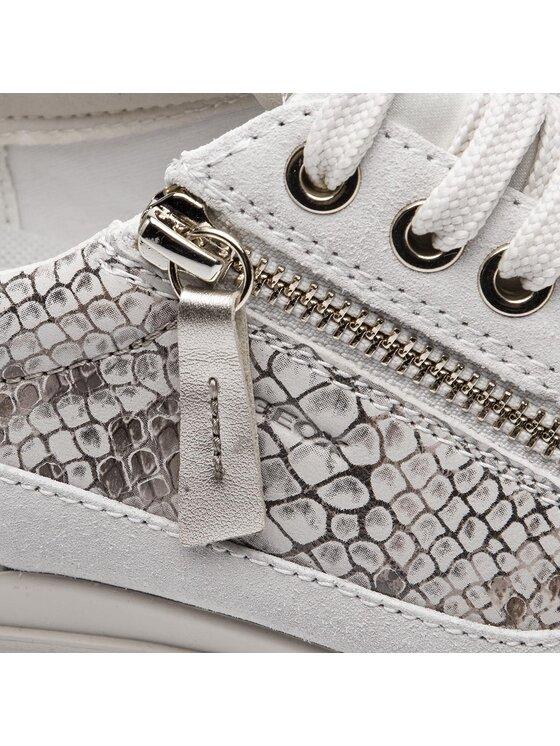 Geox Geox Sneakersy D Myria A D6468A 04122 C1002 Beżowy