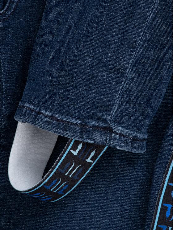 Trussardi Trussardi Jeans 56J00092 Blu scuro Skinny Fit