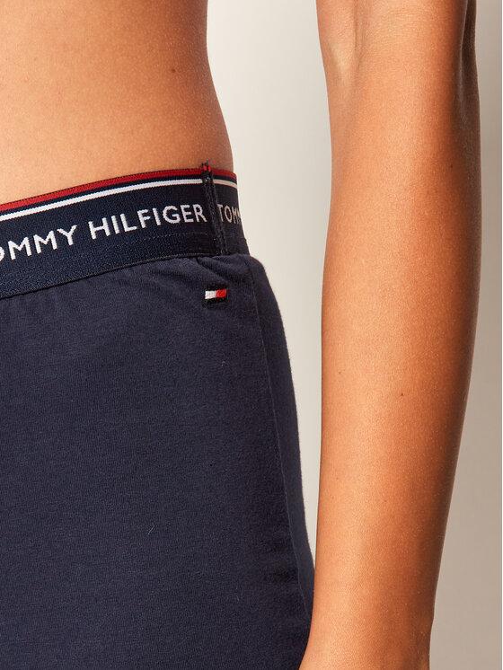 Tommy Hilfiger Tommy Hilfiger Pyžamo Set Cn Tee Ss UW0UW01347 Tmavomodrá
