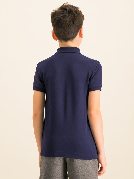 Lacoste Lacoste Polohemd PJ2909 Dunkelblau Regular Fit