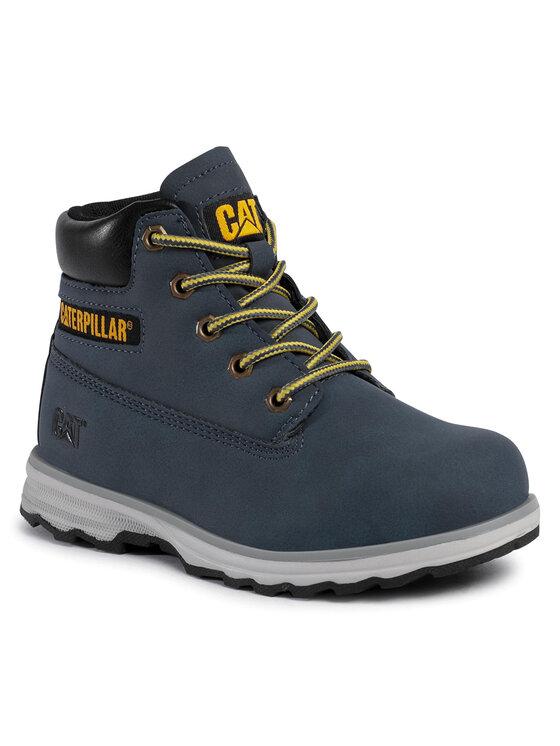 CATerpillar Auliniai batai Founder CK264151 Tamsiai mėlyna