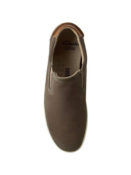 Clarks Clarks Pantofi Mapped Step 261181337 Maro
