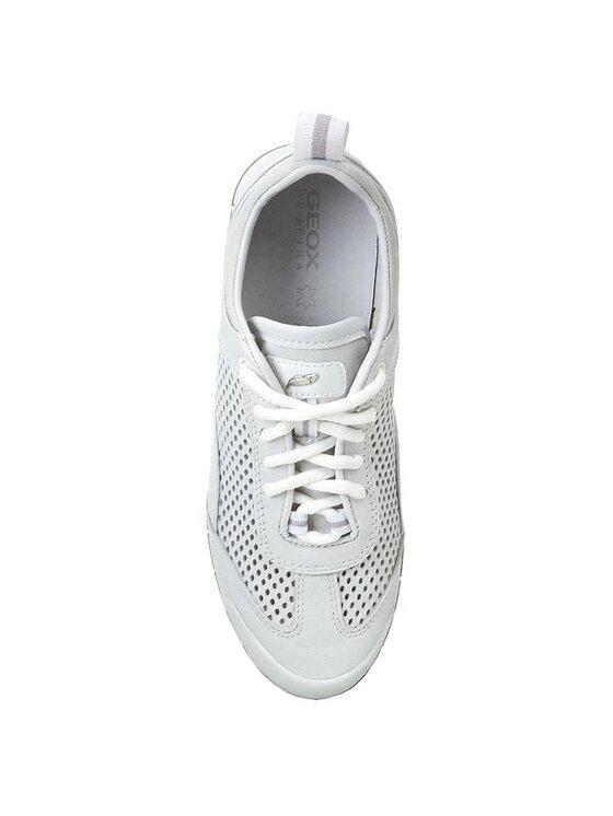 Geox Geox Sneakersy D Contact M D3206M 00043 C1002 Šedá