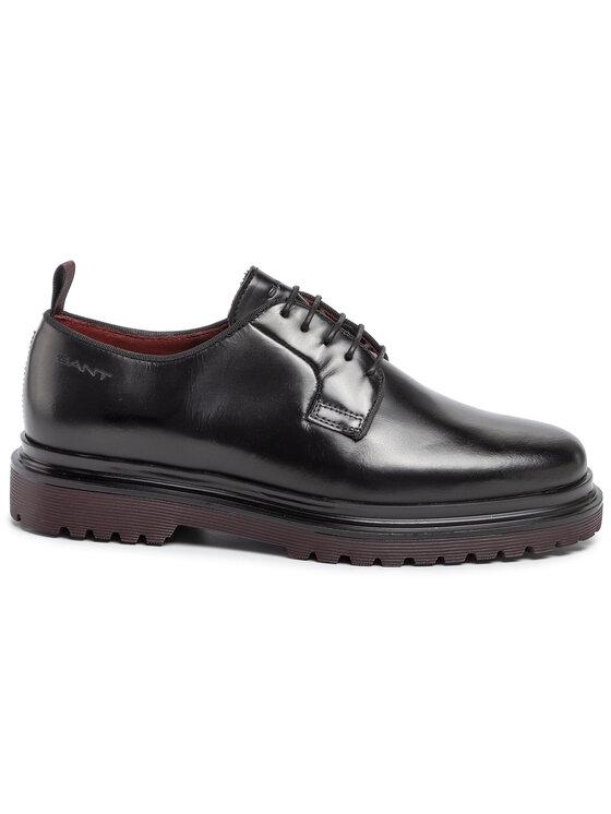 Gant Gant Chaussures basses Beaumont 19631997 Noir