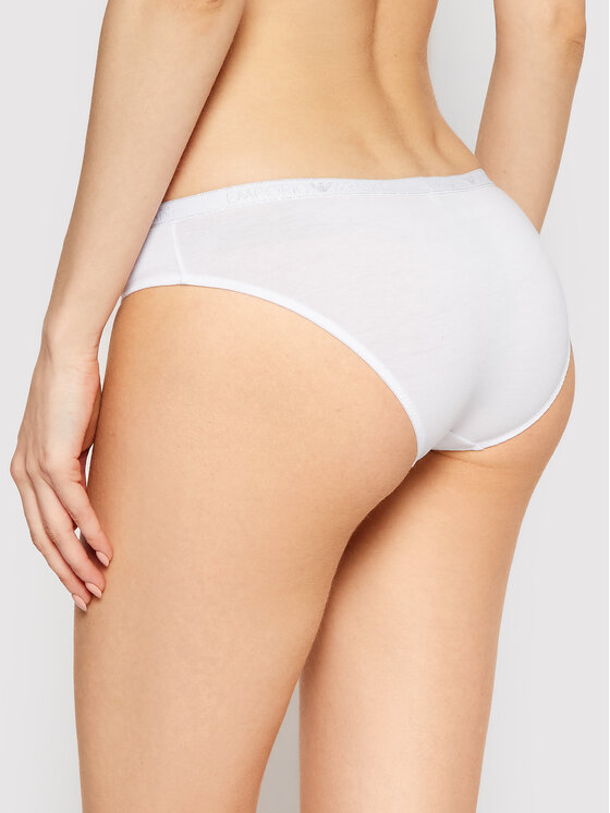 Emporio Armani Underwear Emporio Armani Underwear Figi klasyczne 162428 0P263 00010 Biały