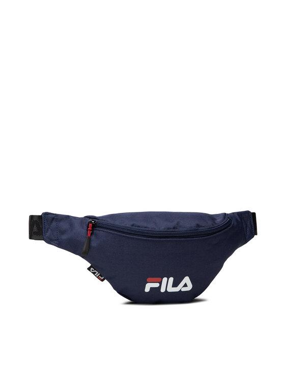 Fila Fila Saszetka nerka Waist Bag Slim Small Logo 685174 Granatowy