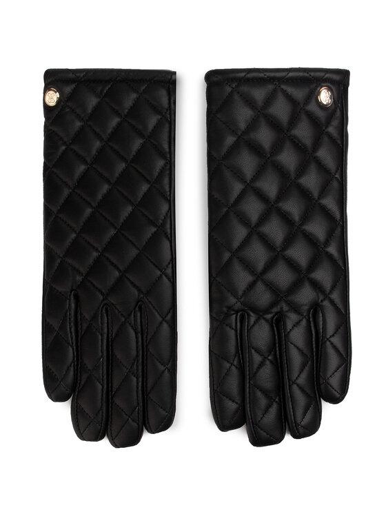 Guess Guess Guanti da donna Not Coordinated Gloves AW8080 LEA02 Nero