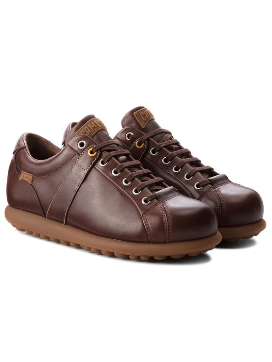 Camper Camper Κλειστά παπούτσια Pelotas Ariel 17408-086 Καφέ