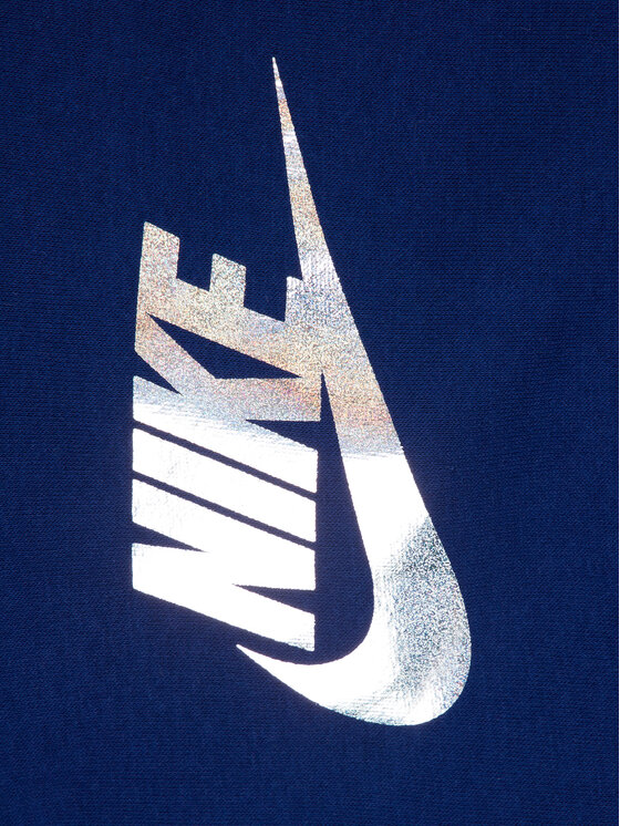 Nike Nike Pulóver CQ4225 Sötétkék Standard Fit