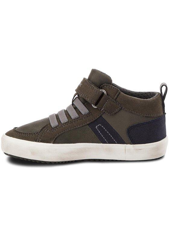 Geox Geox Обувки J Alonisso B. G J842CG 054AU C0938 S Зелен