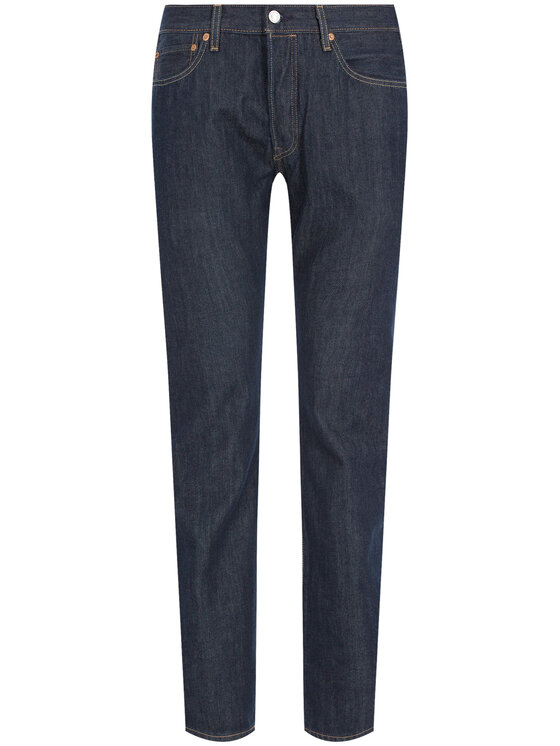 Levi's Levi's Τζιν Regular Fit 501® Original 00501-0162 Σκούρο μπλε Regular Fit