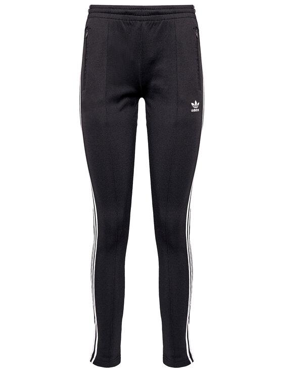 adidas adidas Spodnie dresowe Sst GD2361 Czarny Slim Fit