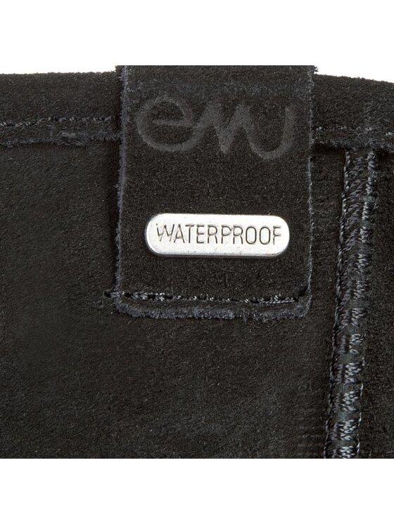 EMU Australia EMU Australia Topánky Paterson Hi Čierna