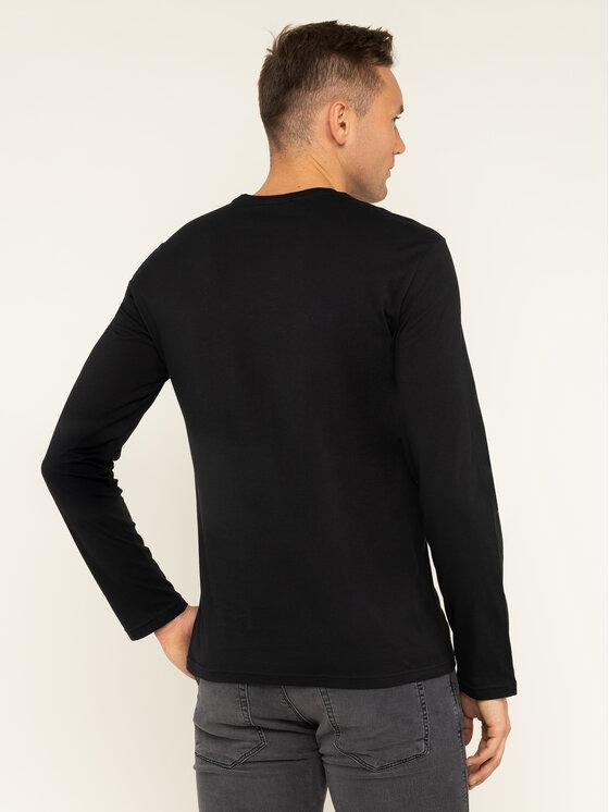 Emporio Armani Underwear Emporio Armani Underwear Marškinėliai ilgomis rankovėmis 111287 9A578 00135 Juoda Regular Fit