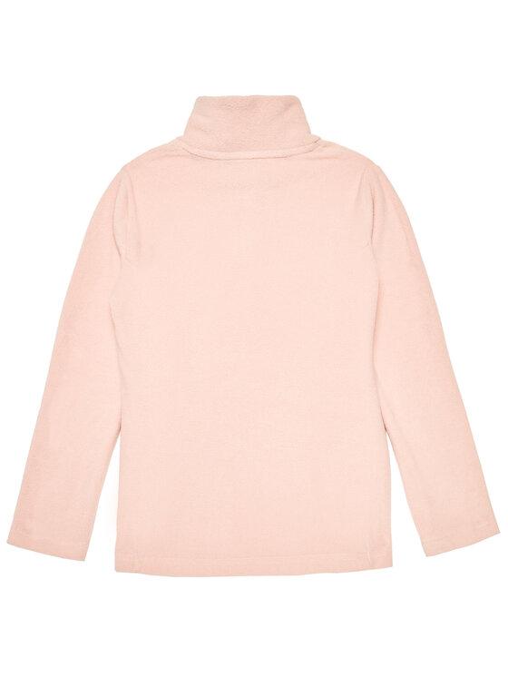 Rossignol Rossignol Polar 1/2 Zip RLIYL06 Różowy Regular Fit
