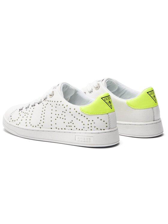 Guess Guess Laisvalaikio batai FL5CRT LEA12 Balta