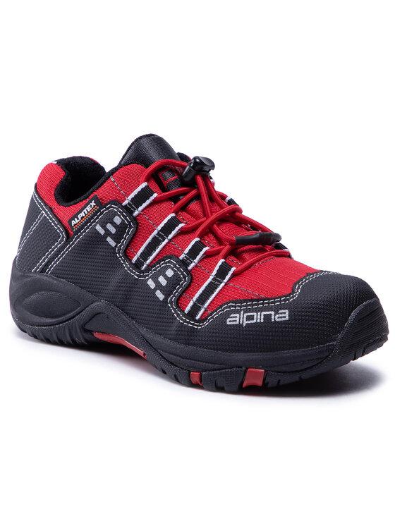 Alpina Turistiniai batai Atos 6402-3K Raudona