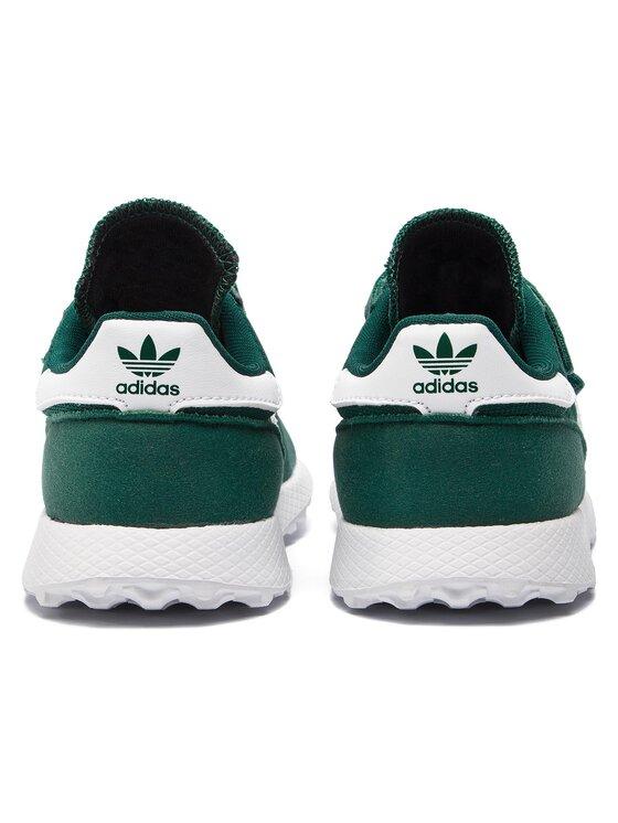 adidas adidas Buty Forest Grove Cf I CG6824 Zielony