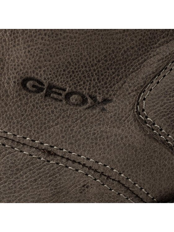 Geox Geox Turistická obuv J Axel B. E J6486E 033BC C0062 D Šedá