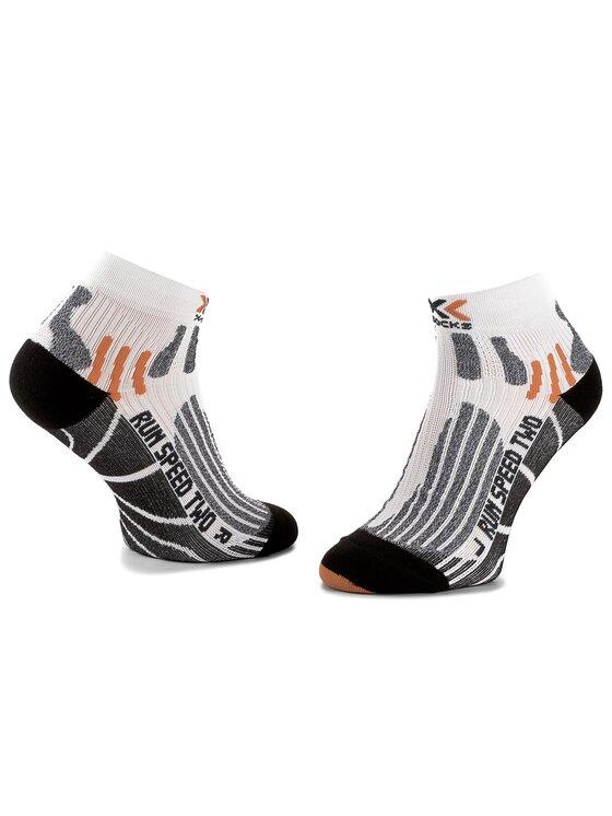 X-Socks X-Socks Șosete Înalte Unisex Running Speed Two X020432 Alb