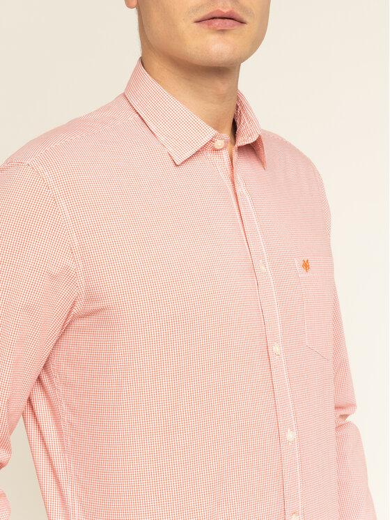 Marc O'Polo Marc O'Polo Marškiniai 020 7451 42188 Oranžinė Regular Fit