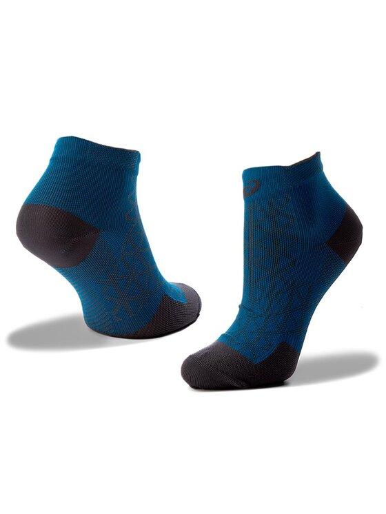 Asics Asics Ilgos Unisex Kojinės Running Motion Sock 130884 Mėlyna