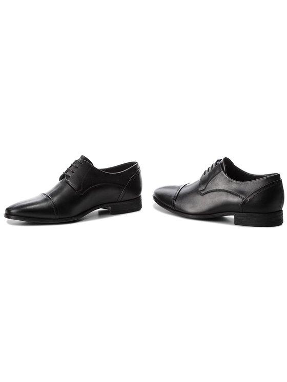 Gino Rossi Gino Rossi Обувки Aroldo MPC773-525-E100-9900-0 Черен