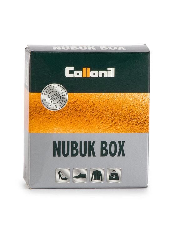 Collonil Zomšos ir nubuko valymo trintukas Nubuk Box