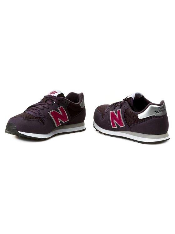New Balance New Balance Sneakersy Classics Traditionnels GW500MPP Fialová