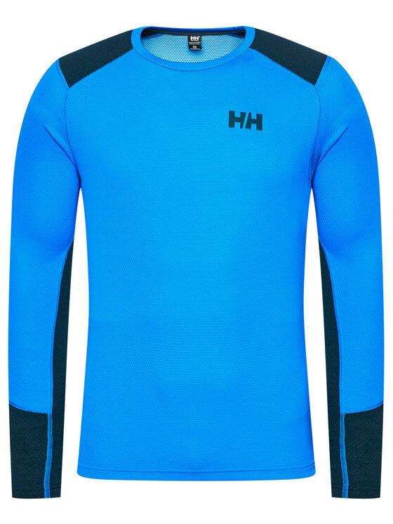 Helly Hansen Helly Hansen Koszulka techniczna Lifa Active Crew 49389 Niebieski Regular Fit