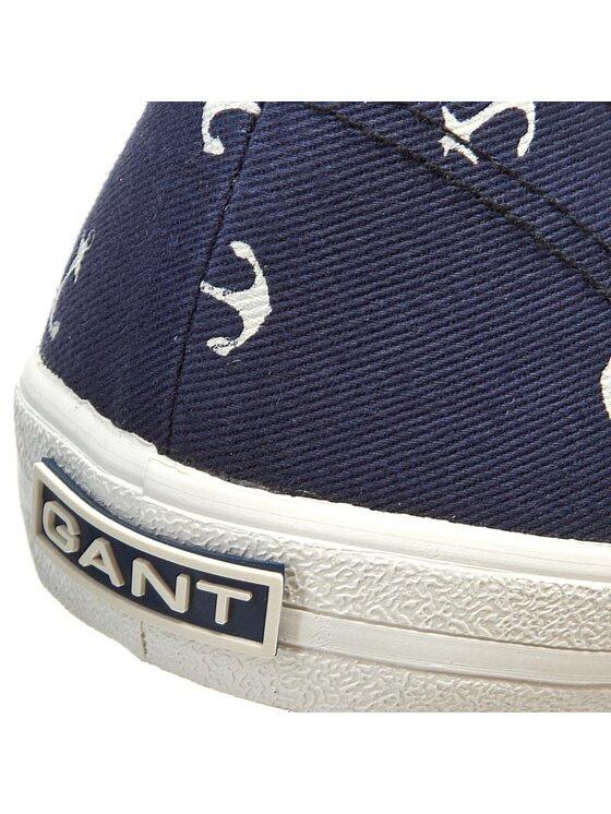 Gant Gant Tenisky New Haven 10578572 Modrá