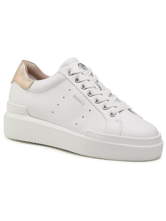 Bogner Laisvalaikio batai Hollywood 22120105067 Balta