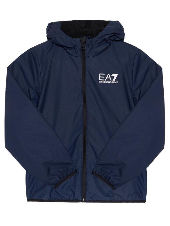 EA7 Emporio Armani EA7 Emporio Armani Átmeneti kabát 6HBB01 BN27Z 1554 Sötétkék Regular Fit