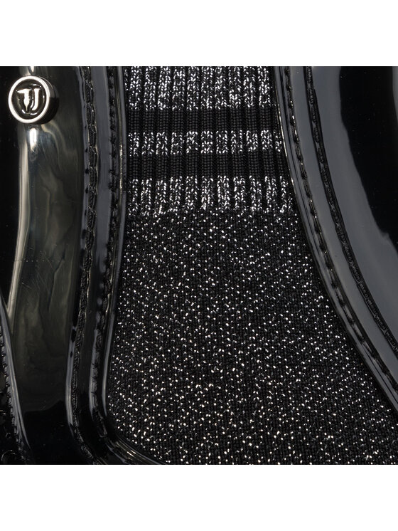 Trussardi Trussardi Jeans Sztyblety 79A00408 Czarny