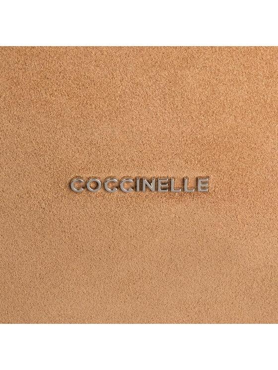 Coccinelle Coccinelle Torebka EI1 Keyla Suede E1 EI1 13 02 01 Brązowy