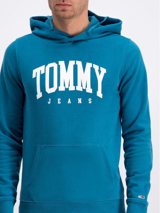 Tommy Jeans Tommy Jeans Суитшърт DM0DM06590 Син Regular Fit