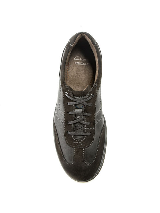 Clarks Clarks Обувки Salton Move 261024797 Сив