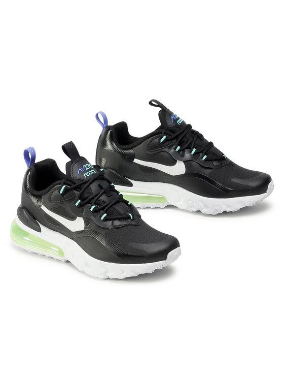 Nike Nike Buty Air Max 270 React (GS) CZ4212 001 Czarny