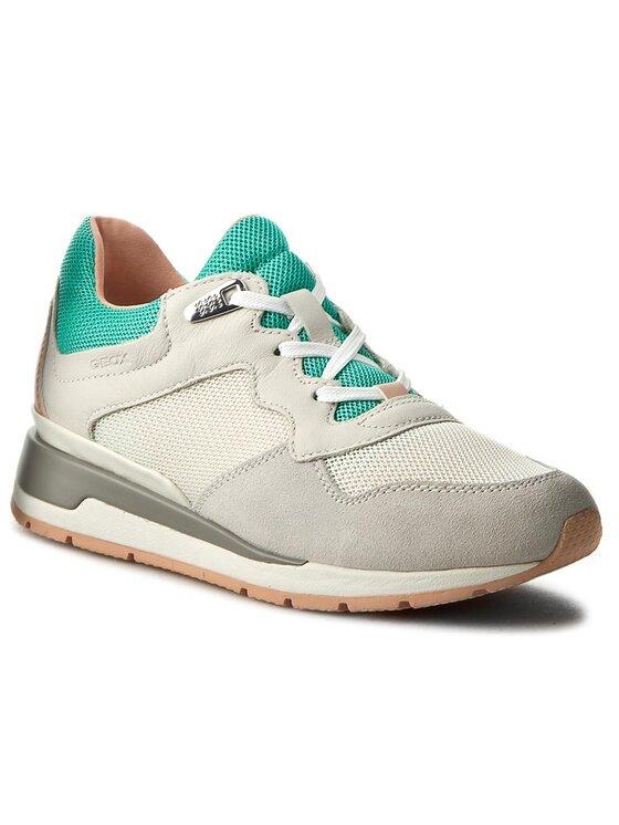 Geox Geox Sneakers D Shahira B D62N1B 08514 C0868 Beige