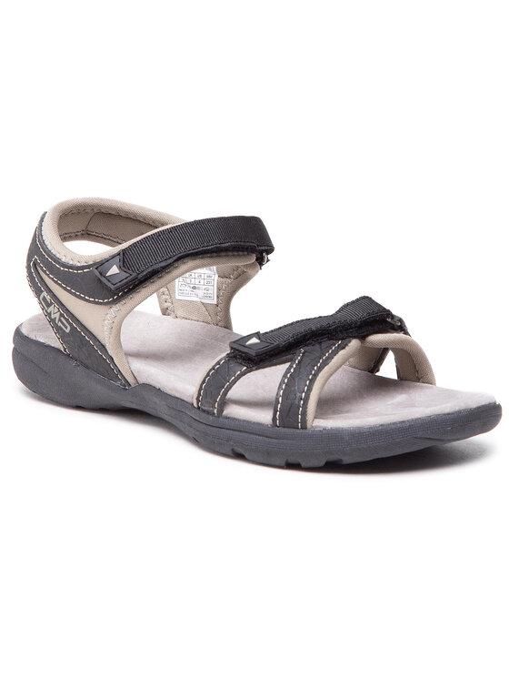 CMP Basutės Adib Wmn Hiking Sandal 39Q9536 Juoda