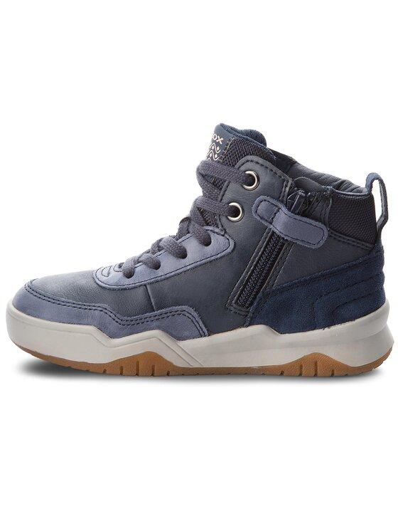 Geox Geox Auliniai batai J Perth B. C J847RC 05422 C4002 S Tamsiai mėlyna