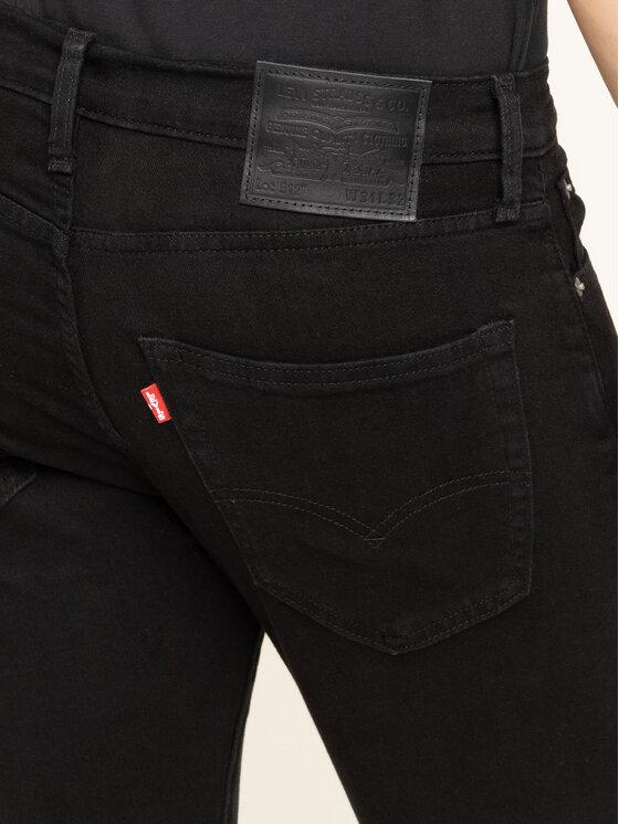 Levi's® Levi's® Jeansy 512™ 28833-0013 Czarny Slim Taper Fit