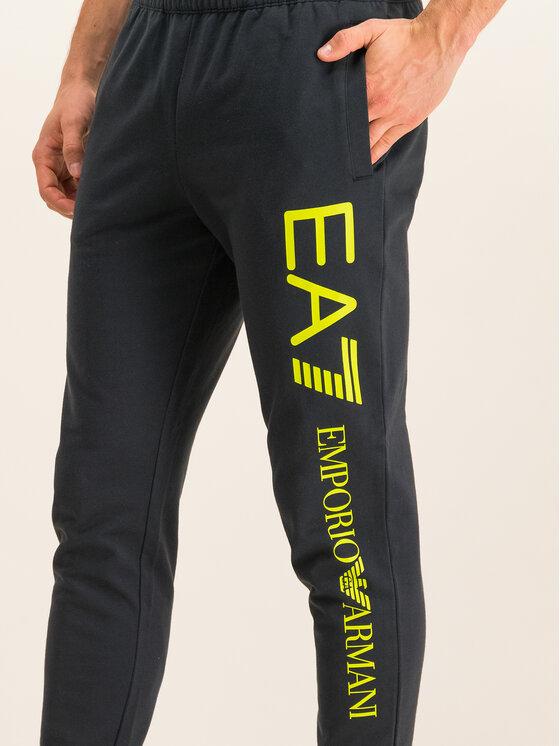 EA7 Emporio Armani EA7 Emporio Armani Teplákové kalhoty 8NPPC3 PJ05Z 1581 Tmavomodrá Regular Fit