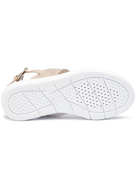 Geox Geox Sandały D Tamas C D92DLC 05404 C5000 Beżowy