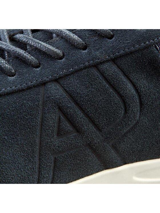 Armani Jeans Armani Jeans Laisvalaikio batai A6538 85 Y5 Mėlyna