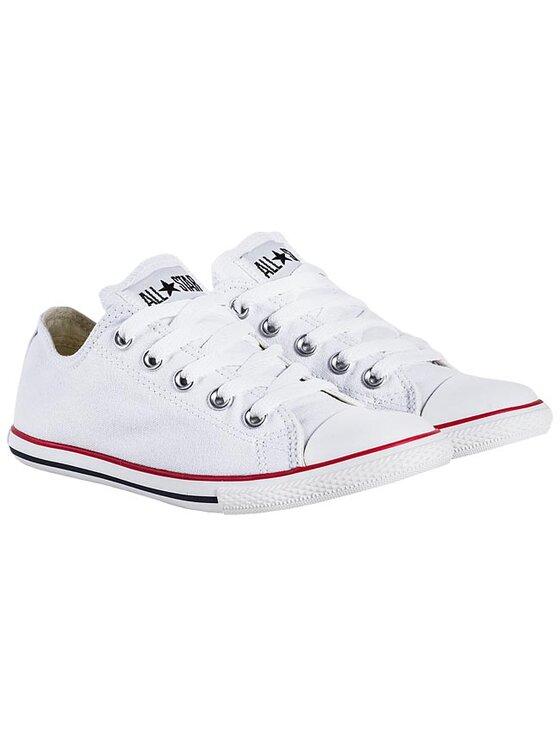 Converse Converse Plátenky C113902 Biela