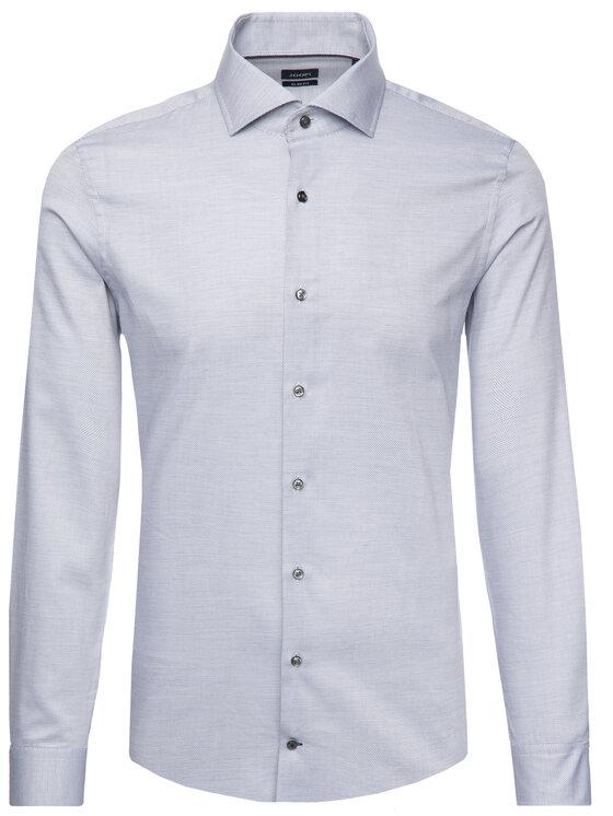 Joop! Joop! Marškiniai 30009554 Mėlyna Slim Fit