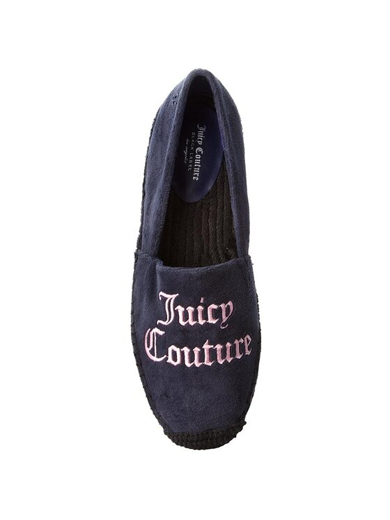 Juicy Couture Black Label Juicy Couture Black Label Espadrilės Yolanda JB219 Tamsiai mėlyna