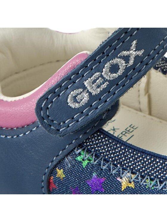 Geox Geox Halbschuhe B Jodie A B6226A 0SB85 C4243